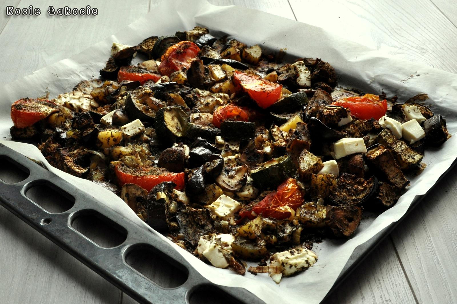 Briam – czyli trochę kuchni greckiej