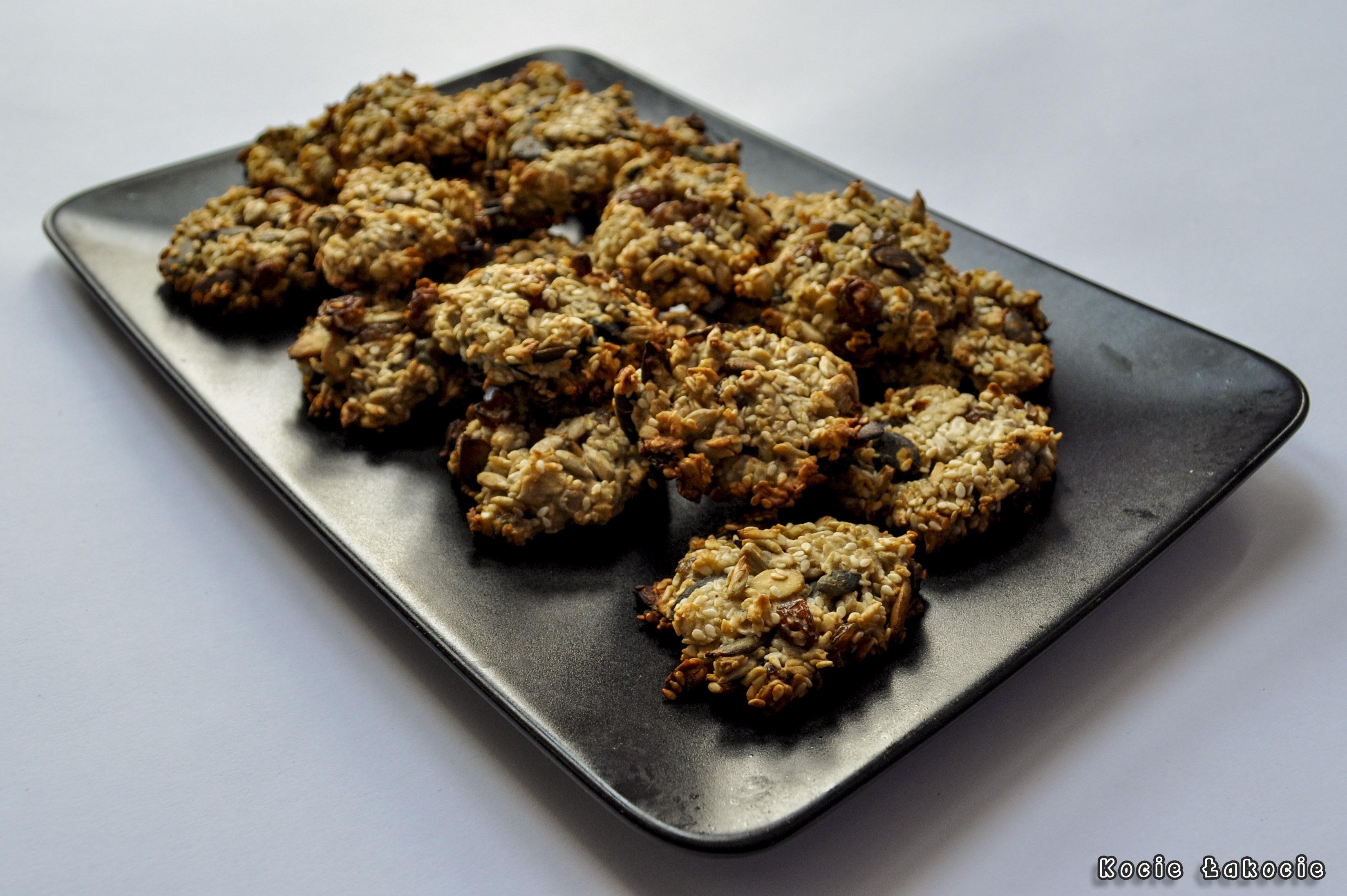 Ciasteczka owsiane (fit!)