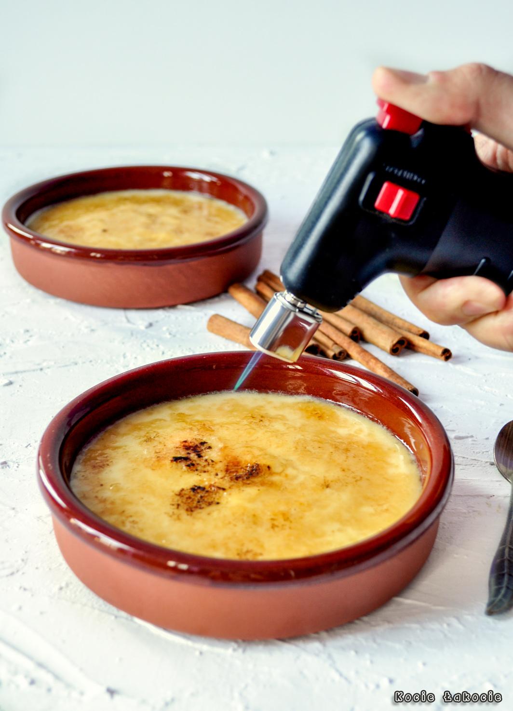 Crema catalana (krem kataloński)
