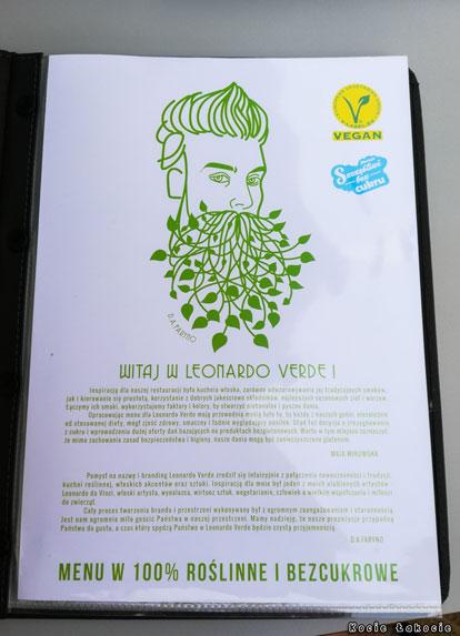 Kocie Łakocie na mieście: Leonardo Verde