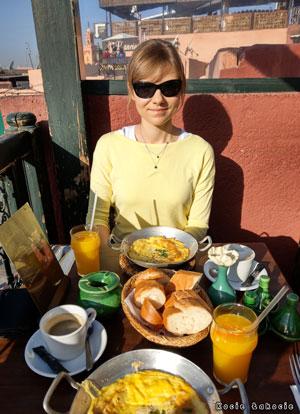 Co zjeść w Maroku?