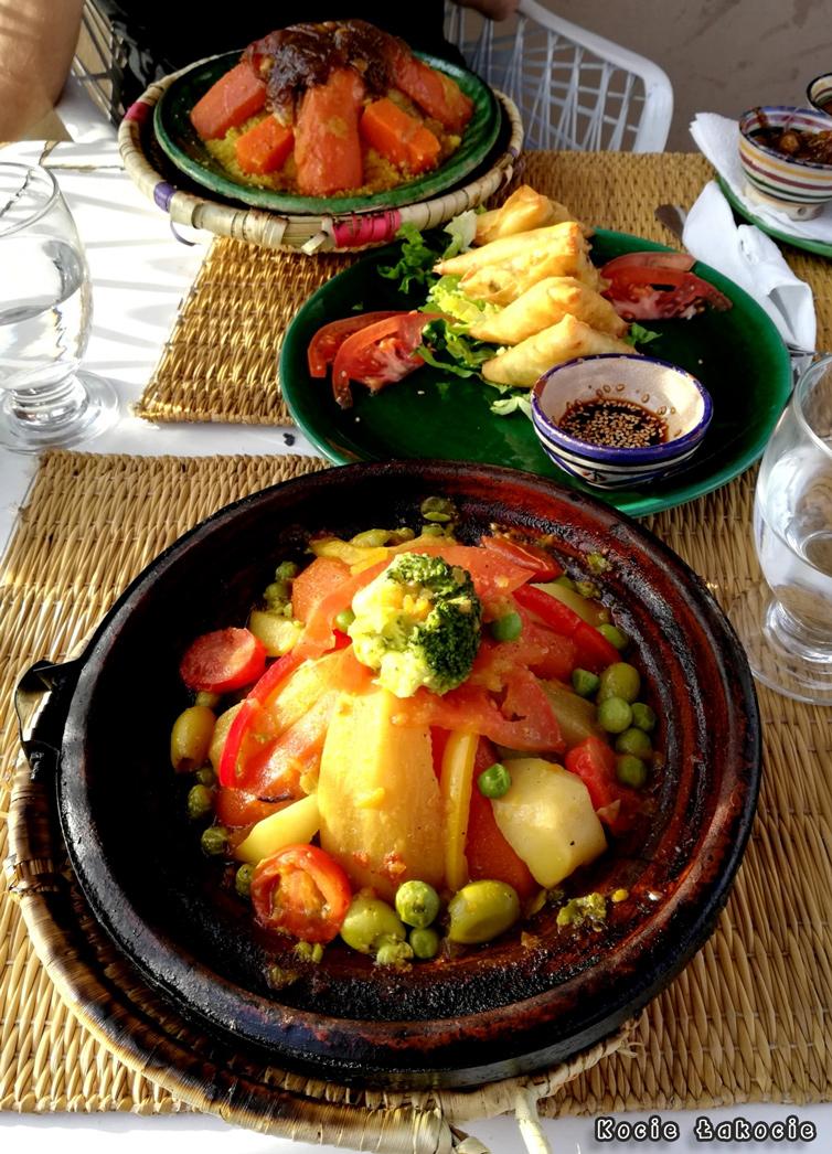 co zjeść w Maroku