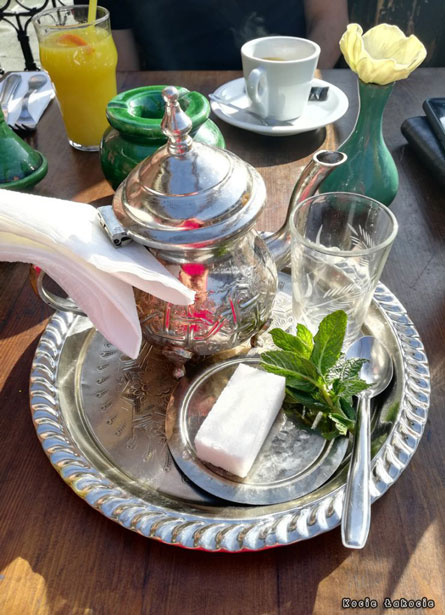Gdzie zjeść w Marrakeszu?