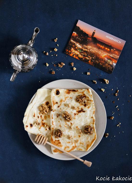 Msemmen – marokańskie naleśniki